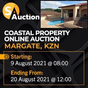 Coastal Property Online Auction - Margate