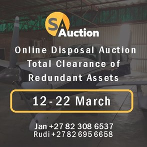 Online Disposal Auction - Total Clearance of Redundant Assets