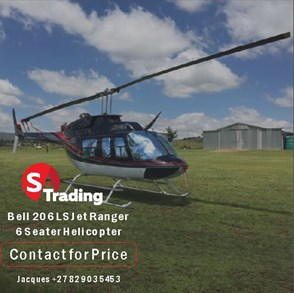 Bell 206 LS Jet Ranger