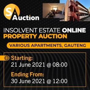 Insolvent Estate Online Property Auction