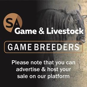 SA game & livestock