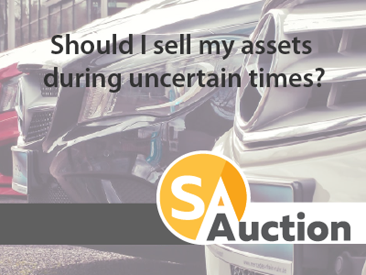 Should I sell my assets during uncertain times?