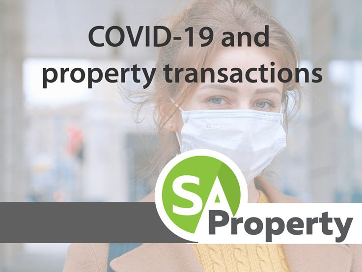 COVID-19 and property transactions during the lockdown