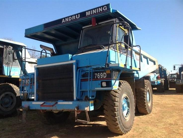 Specialist Mining Equipment under the Digital Hammer