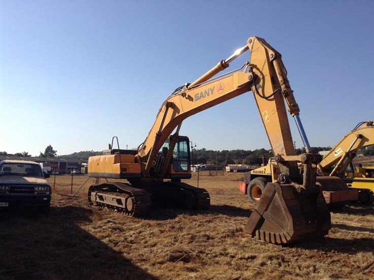 Mining and Construction Auction
