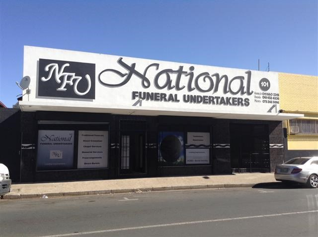National Funeral Undertakers on Auction