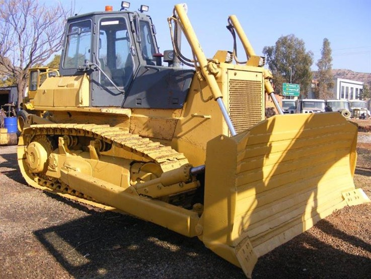Major Construction, Mining & Transport Online Auction