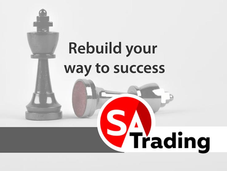 Rebuild your way to success