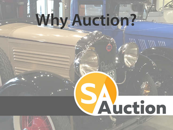 Why auction?