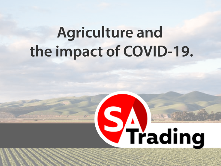 Agriculture and the impact of COVID-19.