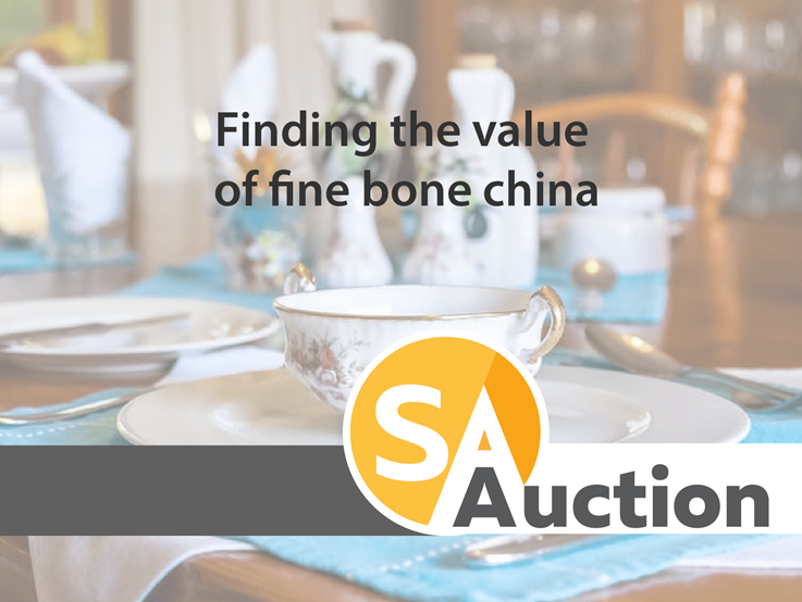 Finding the value of fine bone china, Part 1