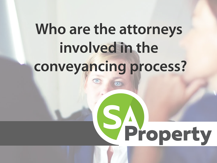 Who are the attorneys involved in the conveyancing process?