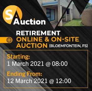 Retirement Auction
