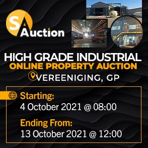 High Grade Industrial Online Property Auction