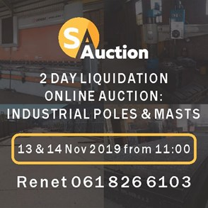 FIBRE VIBE ONLINE LIQUIDATION AUCTION