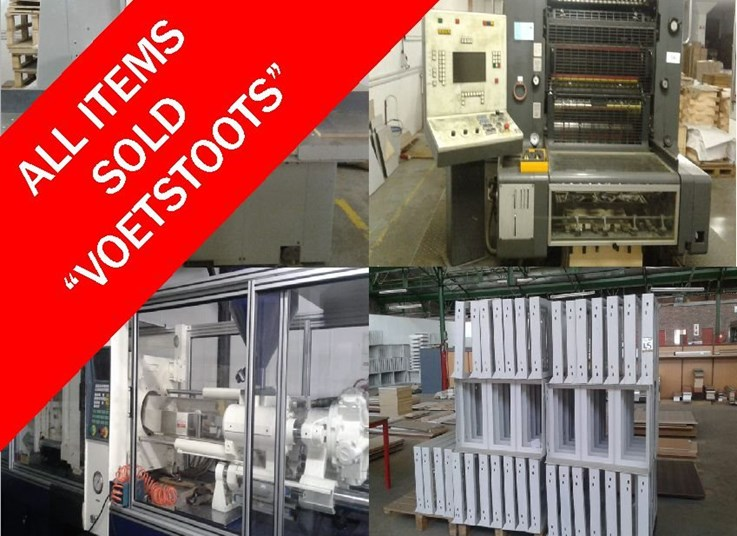 DAY 1 - SPECIALIZED FILING SYSTEMS ONLINE AUCTION (IN LIQUIDATION)