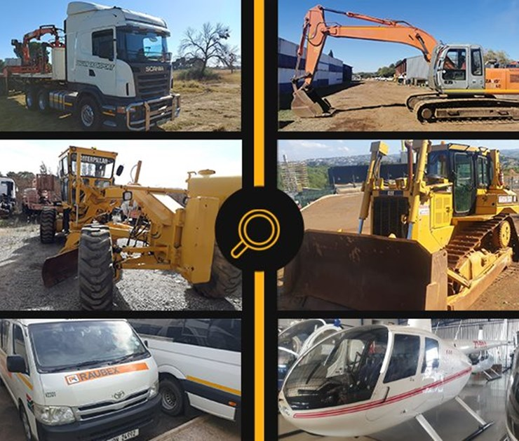 MAY MINING & CONSTRUCTION ONLINE AUCTION (Estate Late, Liquidations & Various Instructions)