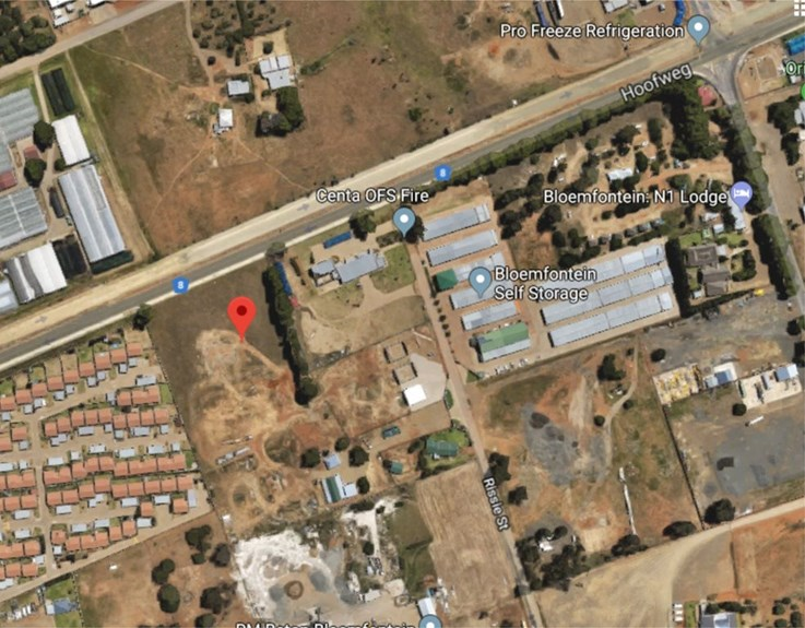 Prime Development Land Bloemfontein - Onsite Auction