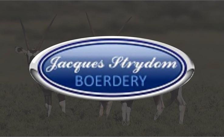 Jacques Strydom Boerdery op perseel Wildsveiling