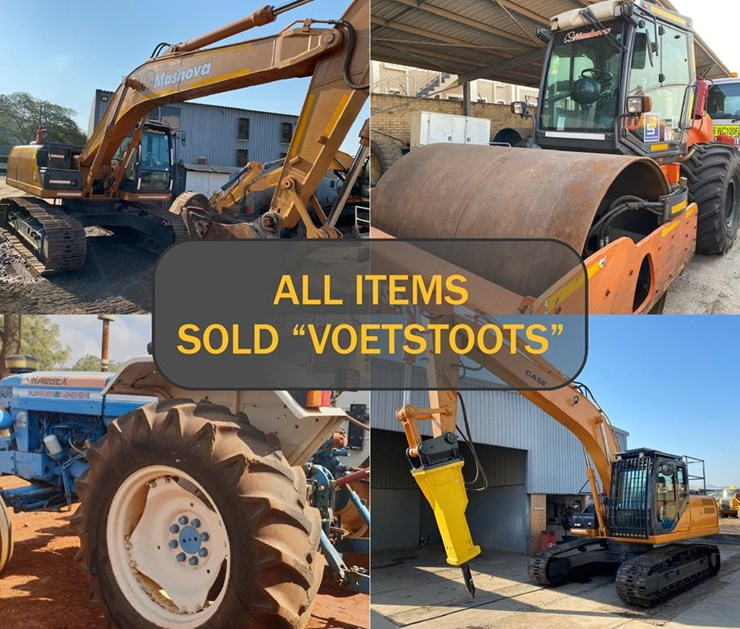 JULY MINING AND CONSTRUCTION ONLINE AUCTION
