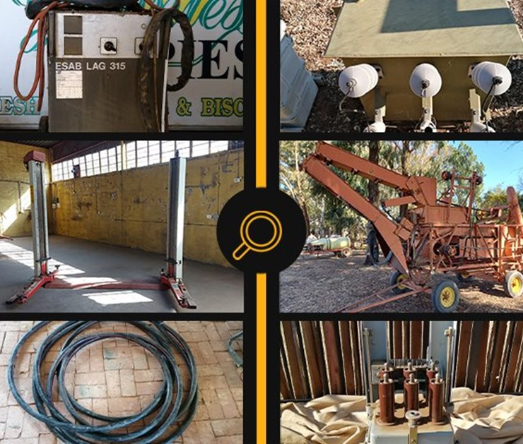 DAY 1: AUGUST MINING, CONSTRUCTION & AGRICULTURAL ONLINE AUCTION (Estate Late, Liquidations & Various Instructions)