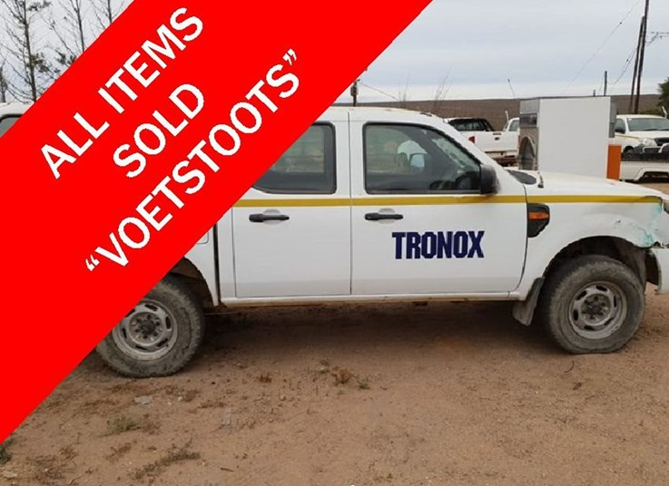 CLOSED ONLINE AUCTION TRONOX EMPLOYEES ONLY