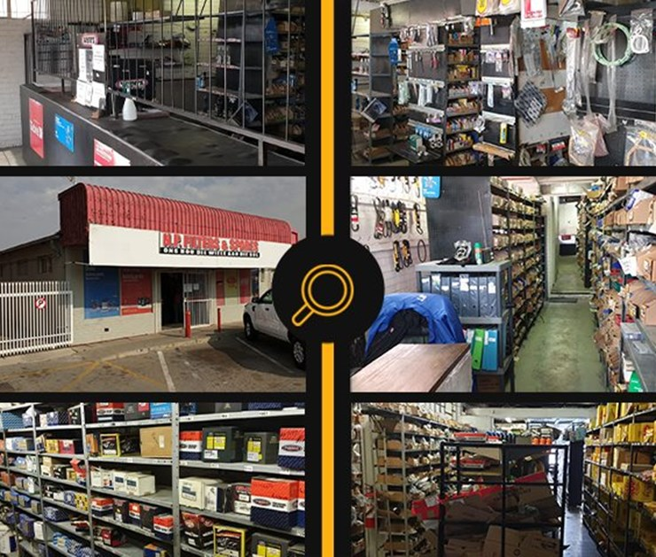 COMPLETE BUSINESS CLOSURE ONLINE AUCTION (LOCK STOCK & BARREL)- ODENDAALSRUS, FS