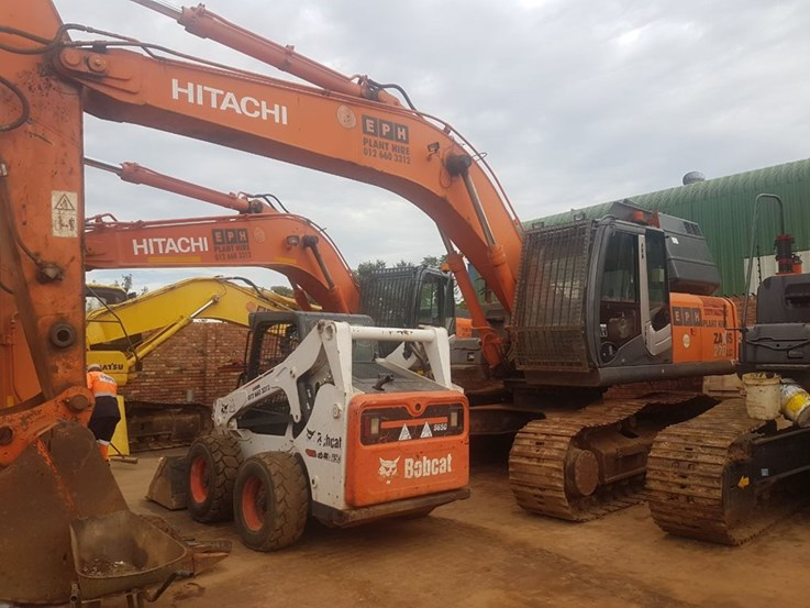 Construction & Mining Clearance Online Auction (Complete)