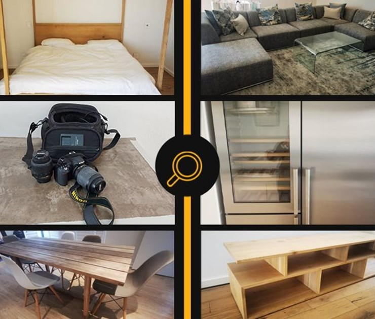 HOUSEHOLD FURNITURE & HOMEWARE ONLINE AUCTION
