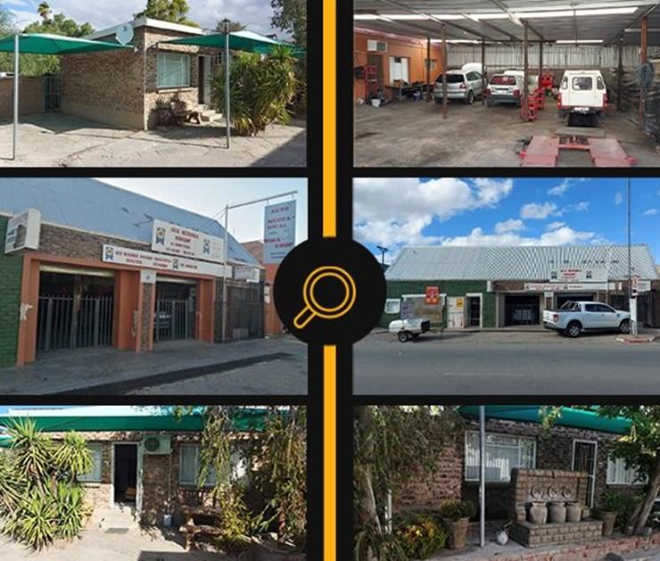BUSINESS & PROPERTY ONLINE AUCTION - BEAUFORT WEST, WC