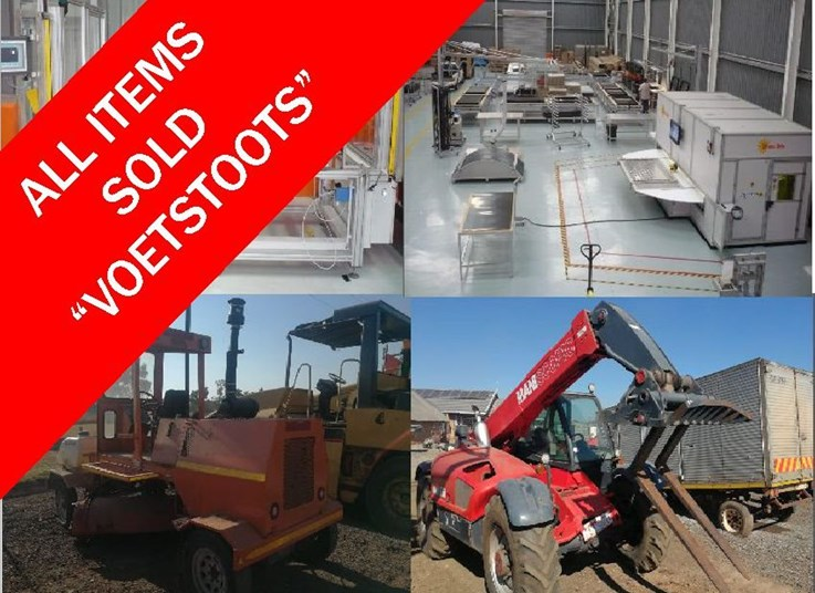 DAY 1: SEPTEMBER MINING, CONSTRUCTION & AGRICULTURE ONLINE AUCTION