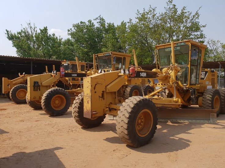 Massive Company Closure Auction:  JJG Construction & Plant Hire (Pty) Ltd (50 Years Old)