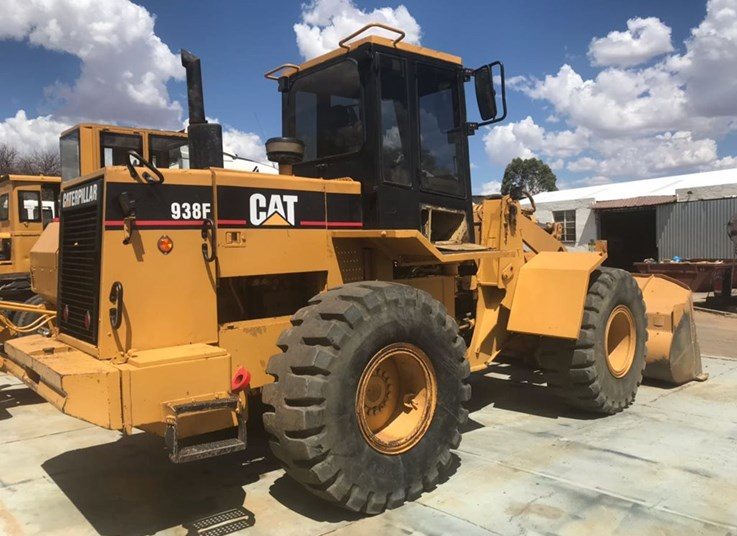 Online Asset Disposal Auction - Vehicles & Construction (Complete)