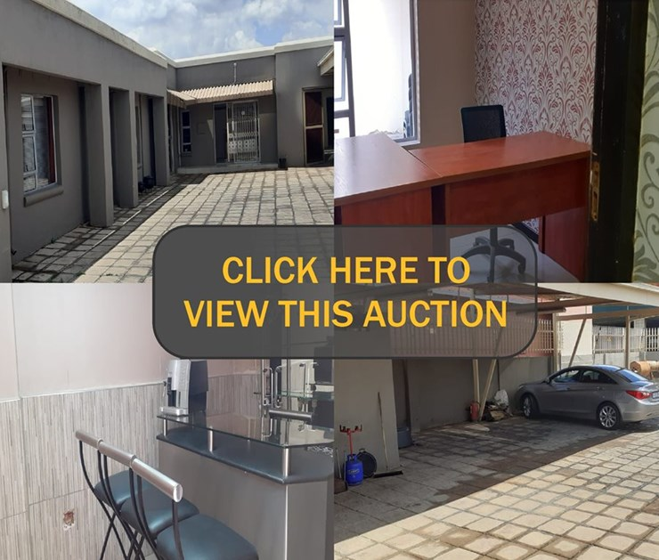 COMMERCIAL PROPERTY ONLINE AUCTION - SPRINGS GAUTENG  (Liquidation) (G397/2019)