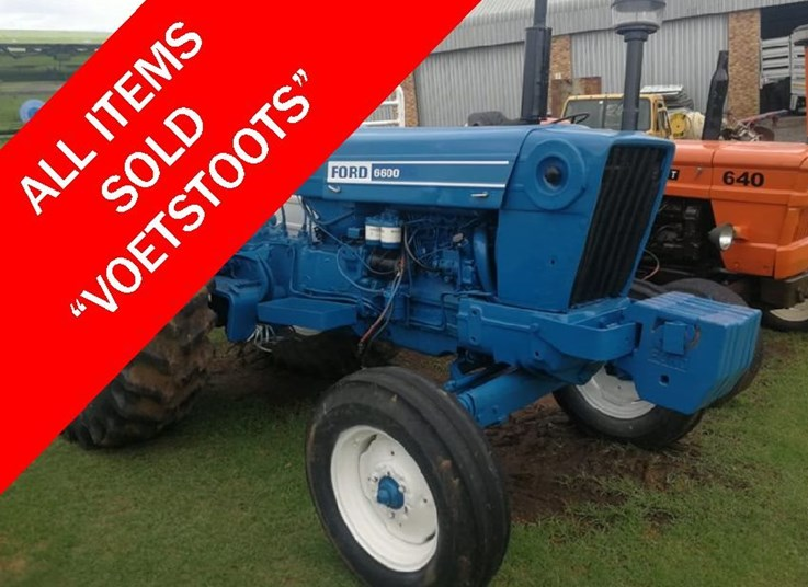 AUGUST AGRICULTURAL & LIVESTOCK ONLINE AUCTION