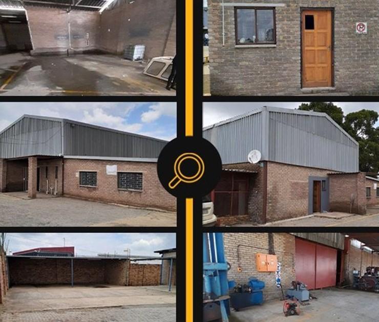 INDUSTRIAL PROPERTY ONLINE & ON-SITE LIQUIDATION  AUCTION – CHAMDOR, KURGERSDORP, GP (BOTSAMAI SUPPLIES DISTRIBUTION CC (IN LIQ) - MASTER REFERENCE: G113/2021)