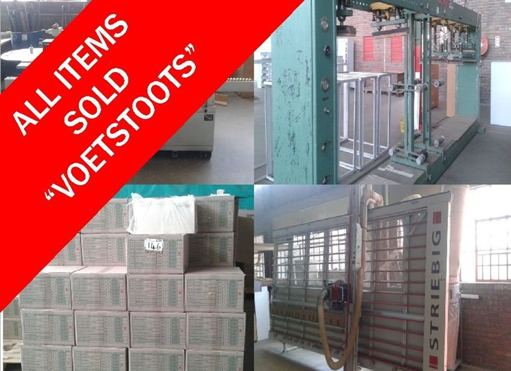DAY 2 - SPECIALIZED FILING SYSTEMS ONLINE AUCTION (IN LIQUIDATION)