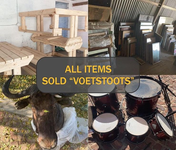 JUNE MOVABLES ONLINE AUCTION