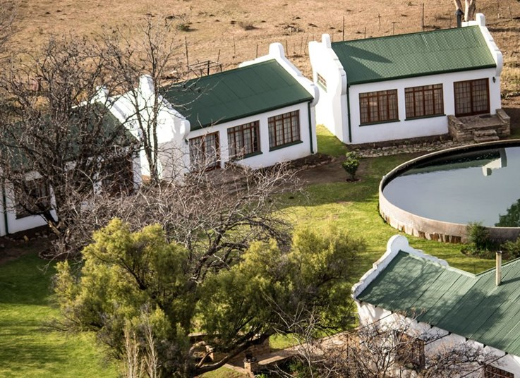BREATH-TAKING GAME FARM ON AUCTION (LATE ESTATE: RUDMAN)
