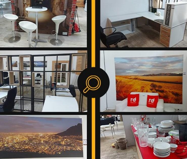 ONLINE LIQUIDATION AUCTION OF DESIGN & EXHIBITION COMPANY - WESTERN CAPE