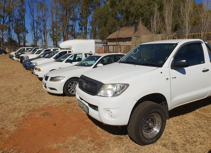 Liquidation & Repo Online Auction - Vehicles & Loose Assets (Complete)