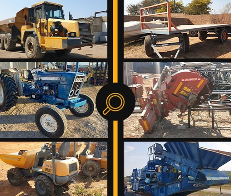 DAY 2: AUGUST MINING, CONSTRUCTION & AGRICULTURAL ONLINE AUCTION (Estate Late, Liquidations & Various Instructions)
