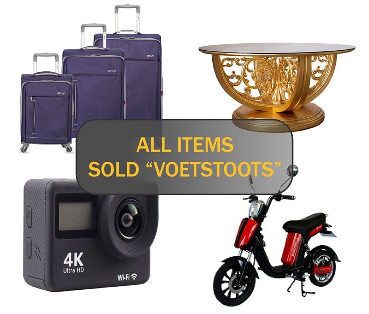 BUSINESS RESCUE & CLEARANCE ONLINE AUCTION