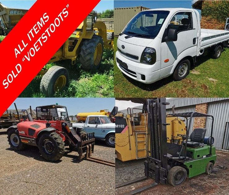 DAY 2 - 2 DAY MASSIVE CONSTRUCTION ONLINE AUCTION