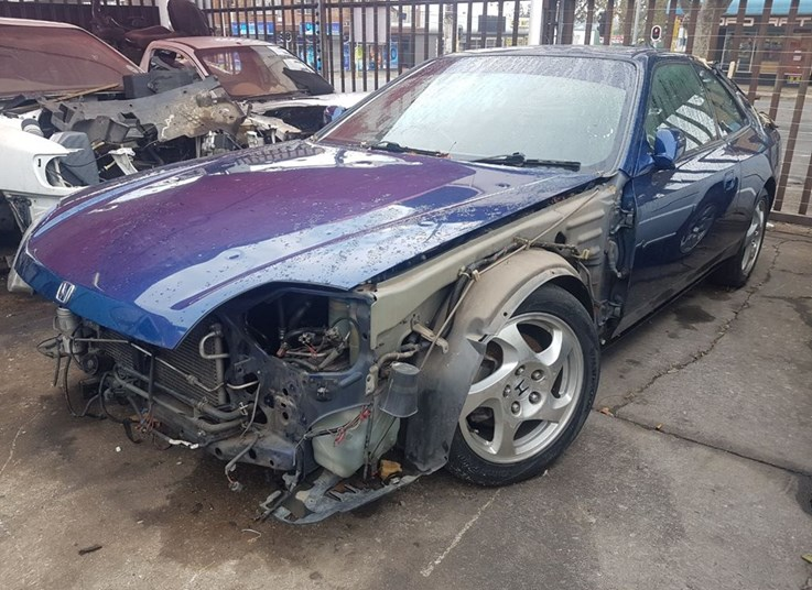 Salvage Online Disposal Auction (Complete)