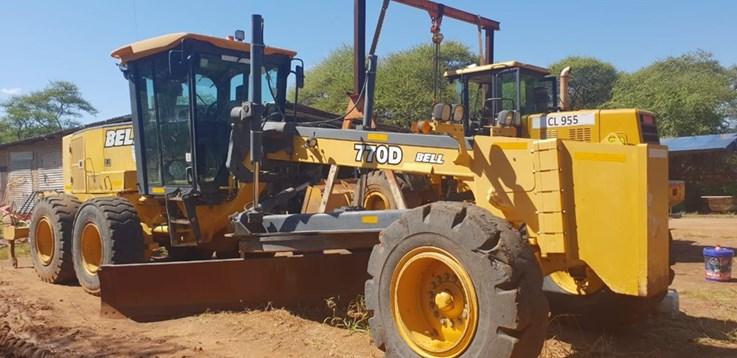 MINING, CONSTRUCTION & TRANSPORT ONLINE AUCTION