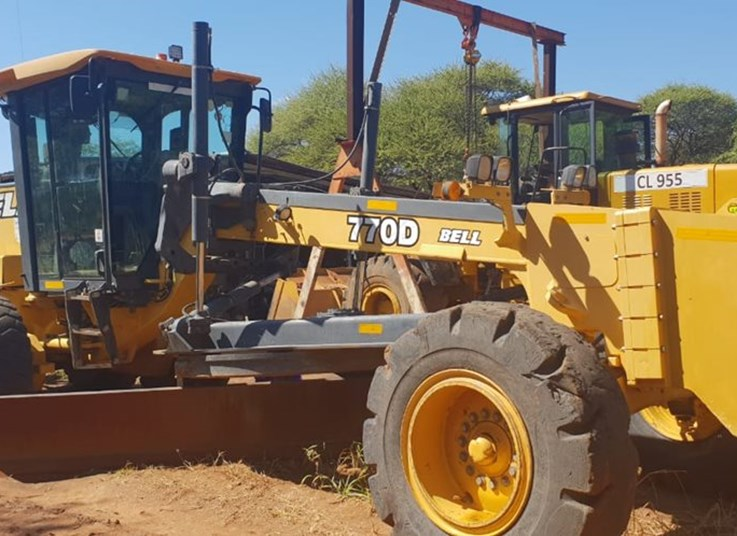 MINING, CONSTRUCTION & TRANSPORT ONLINE AUCTION