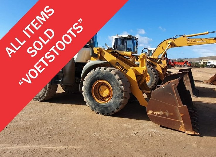 JUNE MINING & CONSTRUCTION ONLINE DISPOSAL AUCTION