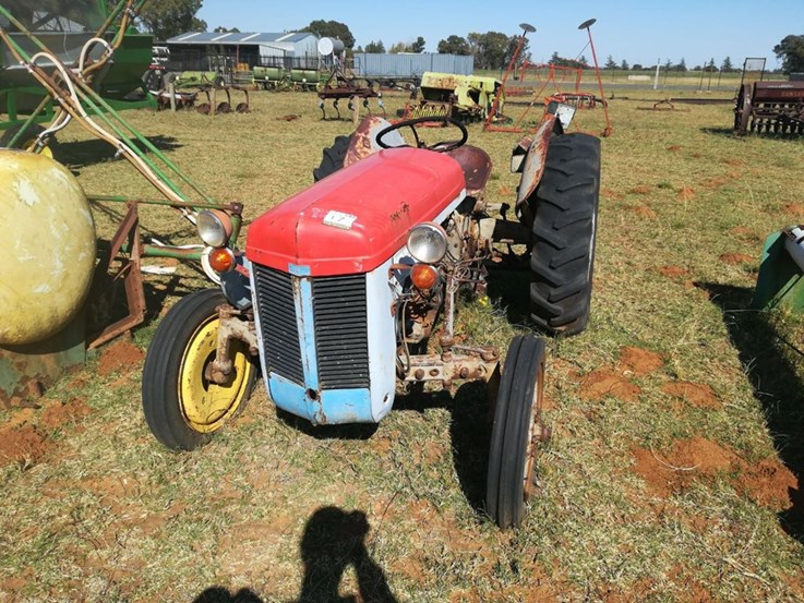 Online Asset Disposal Auction - Agricultural Equipment