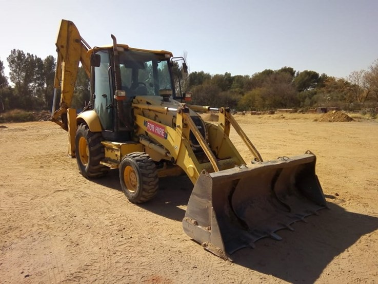 Day 1 - Redundant Stock & Repo Online Auction - Construction, Mining & Transport (Complete)